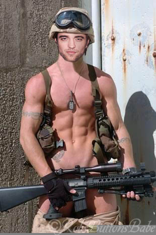 Солдаты голые фото
